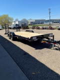 Where to rent TRAILER, EQUIP. W RAMPS in New Richmond WI