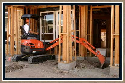 Where to rent EXCAVATOR, MINI KUBOTA in Hudson Wisconsin, New Richmond WI, Baldwin WI, Clayton WI, Osceola WI