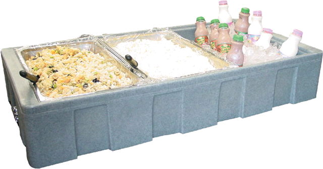 Where to rent TRAY , ICE SMALL TABLE TOP in Hudson Wisconsin, New Richmond WI, Baldwin WI, Clayton WI, Osceola WI