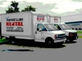 Where to rent MOVING VAN 14  W LIFT GATE in New Richmond WI