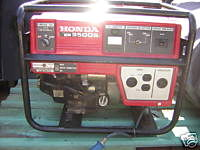 Where to rent GENERATOR, 3500 KW  HONDA in Hudson Wisconsin, New Richmond WI, Baldwin WI, Clayton WI, Osceola WI