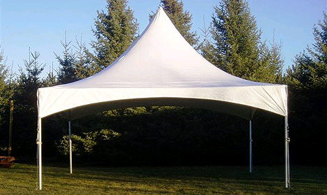 Where to rent TENT, 20 X 20 HI PEAK FRAME in Hudson Wisconsin, New Richmond WI, Baldwin WI, Clayton WI, Osceola WI