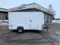 Where to rent TRAILER, 6  X 12  ENCLOSED in New richmod WI