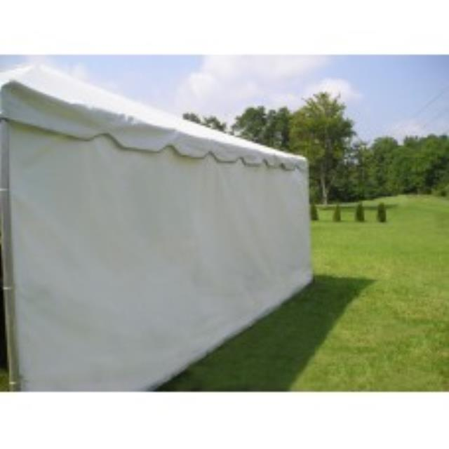 Where to rent SIDEWALL, 8  TENT SOLID PER FT in Hudson Wisconsin, New Richmond WI, Baldwin WI, Clayton WI, Osceola WI
