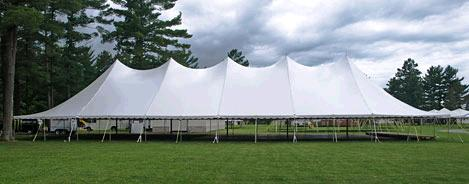 Where to rent TENT, 60 X 120 in Hudson Wisconsin, New Richmond WI, Baldwin WI, Clayton WI, Osceola WI