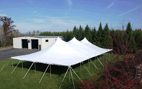 Where to rent TENT, 60 X 80 in Hudson Wisconsin, New Richmond WI, Baldwin WI, Clayton WI, Osceola WI