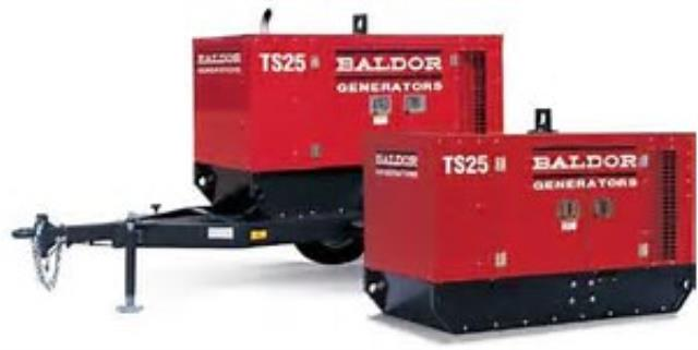 Where to find GENERATOR, 25KW TOWABLE in New Richmond