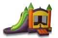 Where to rent BOUNCER, W SLIDE PURPLE in New Richmond WI