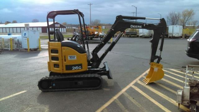 Where to rent EXCAVATOR, MINI EX. KUBOTA in Hudson Wisconsin, New Richmond WI, Baldwin WI, Clayton WI, Osceola WI