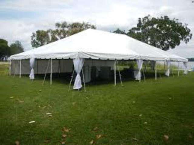 Where to find FRAME TENT, 40 X 60 in New Richmond