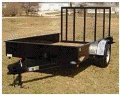 Where to rent TRAILER, 5  X 10  W GATE in New Richmond WI